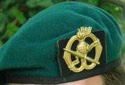 Baret Korps Commando troepen