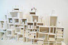 DIY wall elements