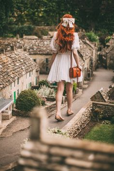 Bourton-on-the-Water Model Village - A Clothes Horse Source by clothes reference Aesthetic Photo, Aesthetic Girl, Aesthetic Pictures, Model Village, Water Modeling, Princess Aesthetic, Fantasy Photography, Old Dresses, Lolita