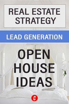 Want to generate more leads? Try these open house ideas! It's time to think outside the box and use innovation and creativity to stand out. Real Estate Signs, Real Estate Quotes, Real Estate Articles, Real Estate Leads, Home Staging Tips, Real Estate Branding, Selling Your House, Lead Generation, Real Estate Marketing