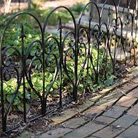16 Best Garden Border Fencing Images Garden Borders 400 x 300