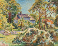 Arne Kavli (1878-1970): Fra Rønnes Landscape Art, Norman, Painting, Image, Landscape Artwork, Paint, Draw, Landscape Architecture