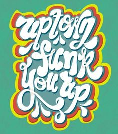 Uptown Funk, Retro Typography, Stuck In My Head, Bruno Mars, Lettering, Wallpapers, Vintage, Drawing Letters, Wallpaper