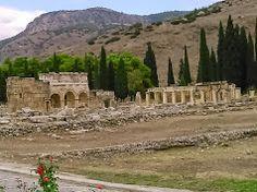 Photo Pamukkale, Roman, Golf Courses, Greek, Greece