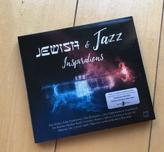 Jewish & Jazz Inspirations cover  Compiled by: Mikołaj Florczak, Witold Karolak Mastered by: Witold Karolak Graphic design by Mikołaj Florczak