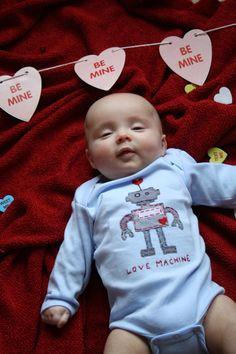 newborn boy valentines day outfits