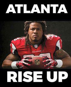 Falcons Football, Nfl Dallas Cowboys, Pittsburgh Steelers, Indianapolis Colts, Cincinnati Reds, Atlanta Falcons Rise Up, Devonta Freeman, Nfl Championships, Washington Redskins