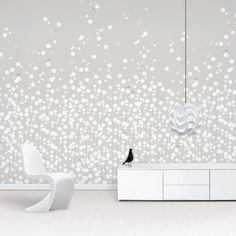 Dandelion fields wallscene A whole new concept for your walls ! Create your own WallScene with these fabulous interchangeable wallpaper panels. Nursery Wallpaper Uk, Childrens Bedroom Wallpaper, Funky Wallpaper, Wallpaper Panels, Kids Wallpaper, Wall Wallpaper, White Wallpaper, Wallpaper Backgrounds, Cool Wallpapers For Kids