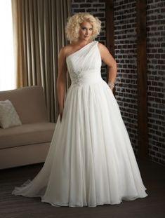 Bonny Unforgettable 1313 Plus Size Wedding Dress. Find more like this at http://www.myweddingconcierge.com.au #weddings #weddingdress
