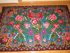 Bessarabie Kilim & carpettes. Vintage moldave Kilim par YuliiaShop