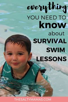 Six Things You Should Know About Survival Swim Lessons - Infant / Toddler Swimming Safety - Baby Swim Lessons, Lessons For Kids, Swimming Lessons For Toddlers, Baby Health, Kids Health, Toddler Swimming, Swimming With Baby, Real Moms, Infant Activities