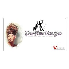 DE HERITAGE   Professionally Unique Hair Art Work from De Heritage!  Call 6235 5188 and make an appointment now! Visit De Heritage at 545 Orchard Road #B1-06/10 Far East Shopping Centre S(238882).