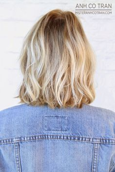 Mister AnhCoTran: LA: EFFORTLESS AND CHIC AT RAMIREZ|TRAN SALON IN BEVERLY HILLS