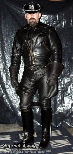 LeatherHOG
