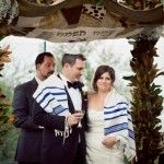 Kevin and Nicole: Tallit