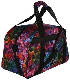 The funky Rainboa reptile gym bag will capture your heart, designed to hold everything you need for gym day including swimming kit, workout clothes, trainers and even your laptop and lunch. Featuring a mesmerising snakeskin spectrum, it's colourful and unique.  Twin handles and optional long strap (with printed shoulder protector) allow you to carry your belongings with ease. Swimming Kit, Gym Bags, Kids Bags, Snake Skin, Spectrum, Trainers, Twin, Pouch, Laptop