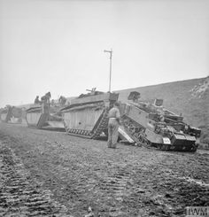 British Army, British Tanks, Military Pictures, Historical Pictures, Armored Vehicles, World War Ii, Location History, Wwii, Europe