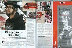 May 13 - Rollingstone mag Spain