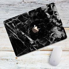 Mac Hard Plastik Case Black Marble Macbook Air 13 15 Case Macbook Pro 13 15 Touch Bar case Grey Marble Macbook 12 Case Cracked Marble Case by boutiquecaseua on Etsy https://www.etsy.com/listing/494239268/mac-hard-plastik-case-black-marble