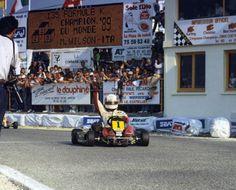 Mike Wilson 6 times Karting Champion