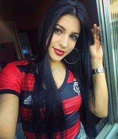 Hot Football Fans, Football Girls, Soccer Fans, Soccer Girls, Girls Time, Brazilian Girls, Sexy Curves, Sport Girl, Perfect Body