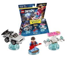 71201 LEGO Dimensions Level Pack