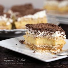 Recepty - Page 134 of 520 - Mňamky-Recepty. Food Cakes, I Love Food, Tiramisu, Oreo, Food To Make, Cake Recipes, Food And Drink, Cooking Recipes, Yummy Food
