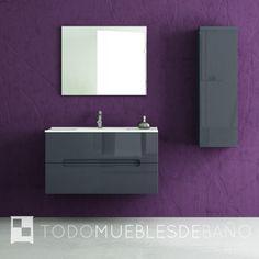 Mueble de baño Cabomo suspendido