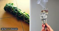 How to make smudge sticks that eliminate negative energy and stress from any space