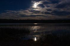 Moonlit Lake by Noah Rosen on 500px