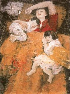 Pinzellades al món: Mare i fills: il·lustracions / Madre e hijos: ilustraciones / Mother and Children: illustration