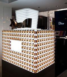 Visual Merchandising photographer Dior in Paris