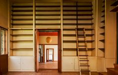 Poul Henningsens own house