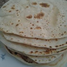 VERY easy flour tortillas (with pictures!)