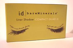 Bare Escentuals Bareminerals Linershadow Compact Quad II -- Click image to review more details.