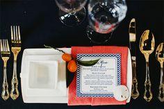 Nautical wedding ideas at Casa Real by San Francisco wedding photographer, Tinywater Photography, http://tinywater.com