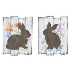 Easter Paintings, Bunny Painting, Easter Projects, Easter Ideas, Easter Crafts For Adults, Spring Projects, Diy Easter Decorations, Easter Centerpiece, Garden Decorations