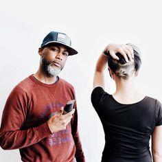 Undercuts Design With Clipper Female Undercut, Undercut Women, Undercut Hairstyles, Trendy Hairstyles, Shaved Nape, Shaved Head, Undercut Designs, Hair Cuts, Popular