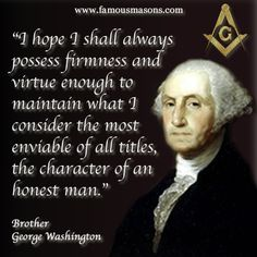 Brother George Washington
