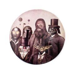 La La Land Victorian Wars Familiy Plate