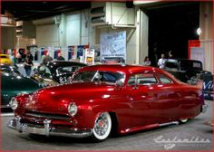 Eye Candy Mercury its a beauty! My Dream Car, Dream Cars, Hot Rods, Vintage Cars, Antique Cars, Old American Cars, Mercury Cars, Pretty Cars, Us Cars