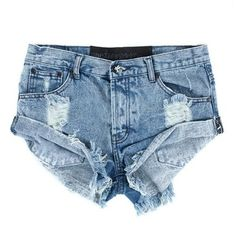 Festival Jeans Shorts from 9straatjesonline.com