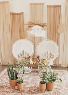 Neutral themed bohemian wedding decor | Image by Kaylee Chelsea Photography Wedding Blog, Wedding Styles, Neutral Wedding Colors, Bohemian Wedding Decorations, Bohemian Wedding Inspiration, Ace Hotel, Burgundy And Gold, Floral Crown, Boho Wedding Dress