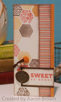 Booth #32: Sweet as Honey...LOVE the design. (No surprise there.)