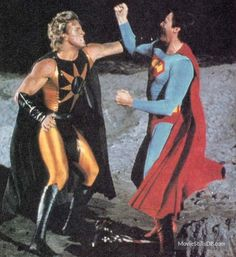 Superman IV: The Quest for Peace - Publicity still of Mark Pillow & Christopher Reeve First Superman, Superman And Lois Lane, Superman Movies, Superman Family, Dc Movies, Batman And Superman, Superman Artwork, Mundo Superman, Supergirl Superman