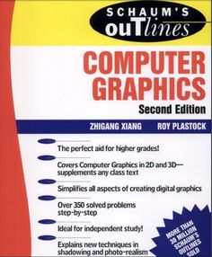 Download PDF of Computer Graphics 2nd Edition by Zhigang Xiang and Roy Books lastock