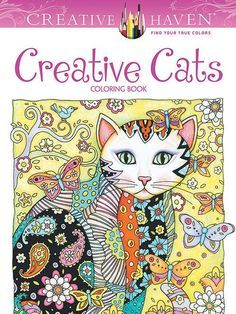 Synopsis If you are a cat lover, you will be excited about the gallery of the coloring options that are suddenly at your fingertips. The Creative Haven Coloring Books: Creative Haven Creative Cats Col