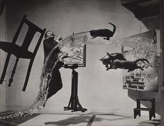 Dali Atomicus, Phillipe Halsman, 1948