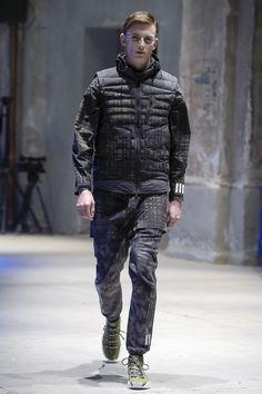 Adidas Originals by White Mountaineering Menswear Fall Winter 2016 Florence Pitti - NOWFASHION