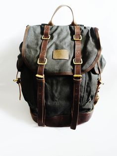 Affairs Montana Rucksack Backpack